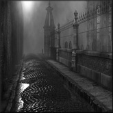 Backdrop - Gothic Street