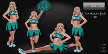 PoseMe - CheerLeader Pack 1-20