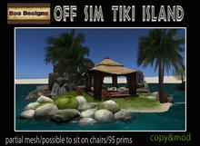 Bee Designs off sim island