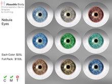 Nebula Eyes - 9 Colour Package