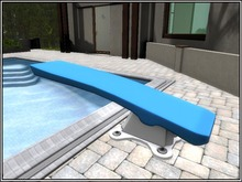 Bad Eddy's - Animated MESH Diving Board (THE BEST)
