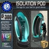 ER Isolation Pod