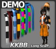 KKBB Long Scarf Demo