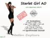 Gaeline Animations - Starlet Girl AO : just for self confident and sexy women who feel like a star !