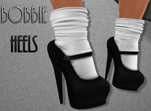 .S&C. Bobbie Heels