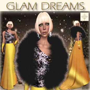 "* 50% OFF !!! -Glam Dreams "" Joyful Opulence """