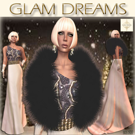 """* 50% OFF !!! - Glam Dreams """"Soft Opulence"""""""