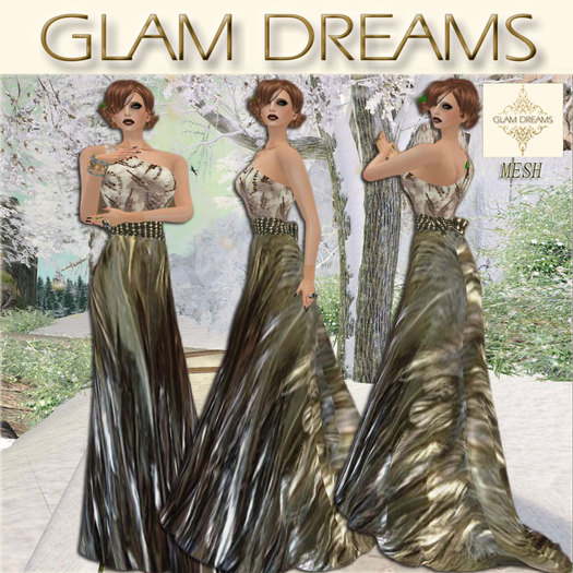 """* 50% OFF !!! -Glam Dreams """" Feathers Flair """""""