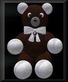 ~D.D.M. DESIGNS~ TEDDY BEAR ~ HUG ME (WEAR)