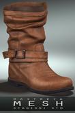 Maitreya Stagioni XTD Leather * Bronze