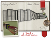 -W-[ Library Books ] 100% mesh  Arrangement 1 (mod/copy)