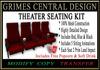 Theater seating kit