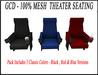 Theater chair detail 2