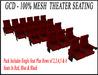 Theater chair detail 3