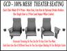 Theater chair detail 4