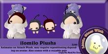*LGW* ilomilo plushs Boxed