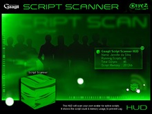 Gaagii - Avatar - Script Scanner (HUD)