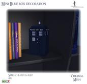 *~*HopScotch*~* Mini  Blue Box