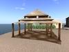 Beach Pavilion Cover Beach Shed Cabana
