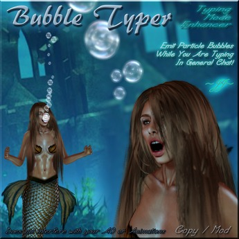~JJ~ Bubble Typer