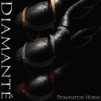 :Diamante: Domination Horns
