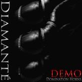 :Diamante: Domination Horns - Black - DEMO