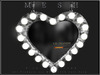 T-3D Creations [ Heart Bulb Frame Set ] MESH - Full Perm -