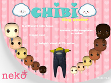 Mesh Rigged Tiny Chibi