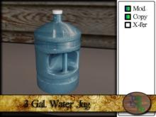 >^OeC^< 3gal. Water Jug (crate)