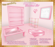 :*BABY*: Shiny Shop Set - Pink