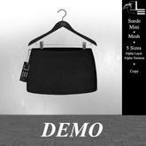 DE Designs - Suede Mini - DEMO