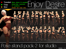 Pose stand pack-2 for studio