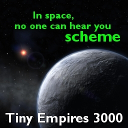 Tiny Empires 3000 - Free Trial - Massively Multiplayer HUD Game