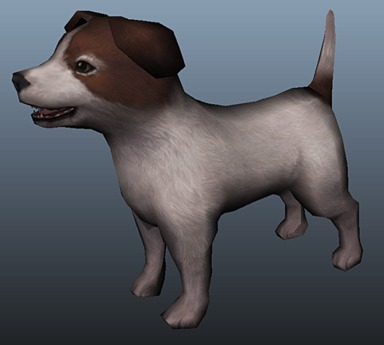 Puppy - Mesh - Full Perm