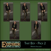 {.:exposeur:.} That Boy - Pack 2