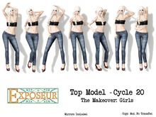 {.:exposeur:.} TM: Cycle 20 Makeovers - The Girls