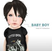 [oh] BABY BOY (shape for ToddleeDoo)