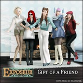 {.:exposeur:.} Gift Of A Friend