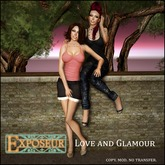 {.:exposeur:.} Love and Glamour