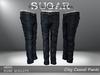 SUGAR for Men - City Casual Pants - DARK BLUE JEAN