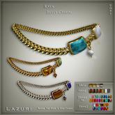 [< Lazuri >] Kaya Belly Chain SALE 60% OFF