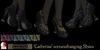 Eclectica 'Catherine Gothic Shoe' - dark