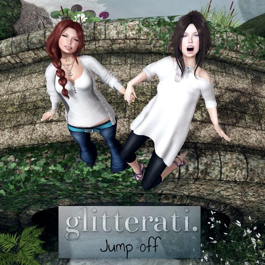 GLITTERATI; Jump off