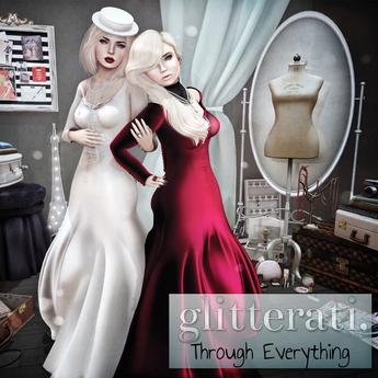 GLITTERATI; Through everything