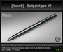 Vendor ballpoint pen v2 mp   black