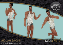 VHD Lover Boi Outfit