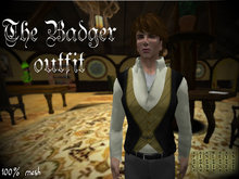 The Badger Outift | Hufflepuff