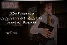 Defense Against Dark Arts animated book