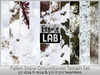 Fabric Lab Seamless Terrain Winter Fantasy Snow Groundcover Textures