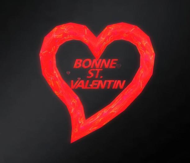 Second Life Marketplace Coeur Bonne St Valentin